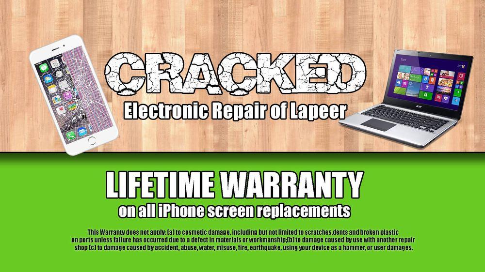Cracked Computer - Lapeer: 814 S Main St, Lapeer, MI