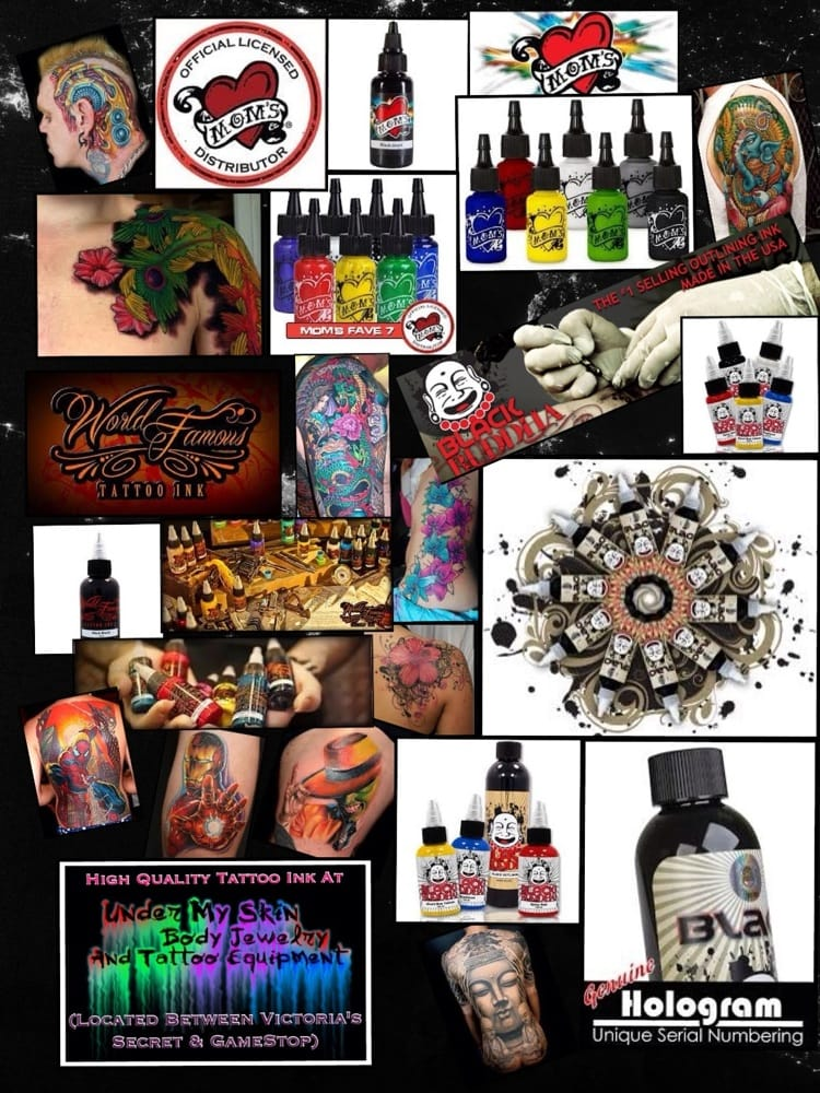Quality name brand ink! Not cheap counterfeits from China like the