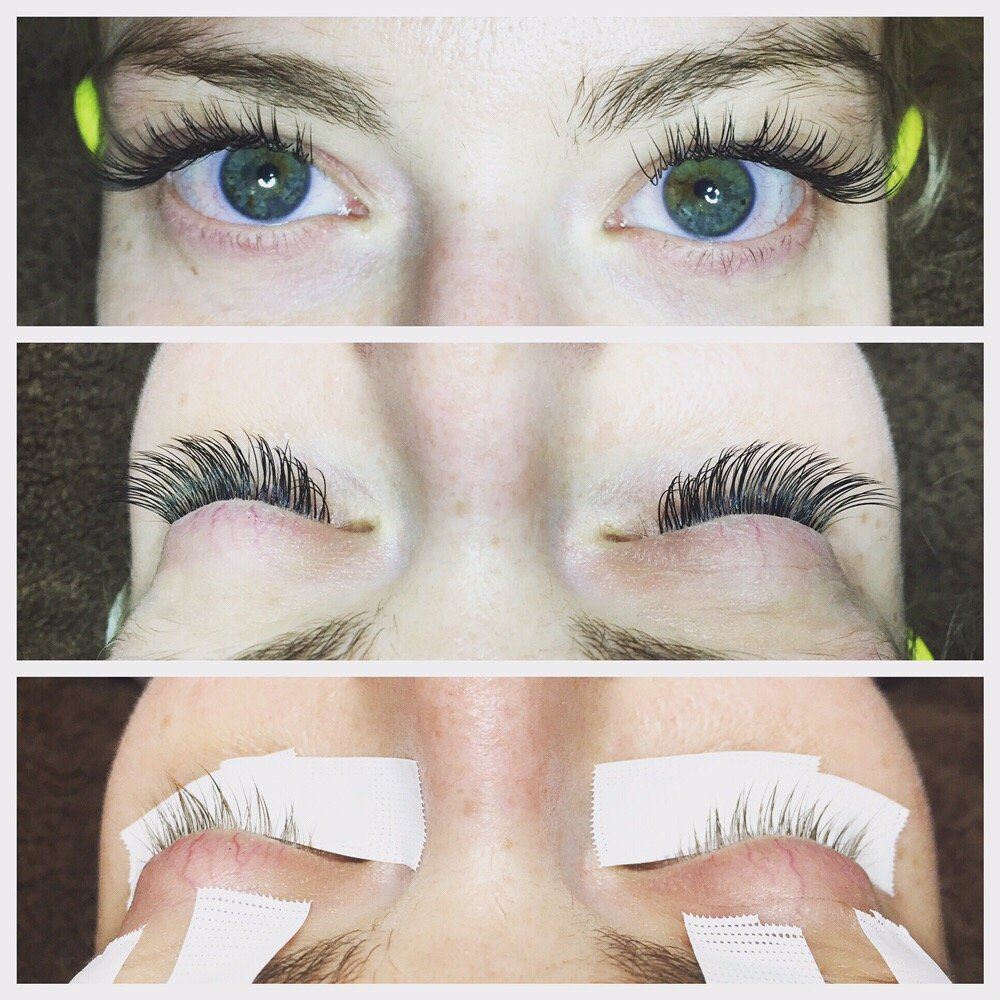 Eyelash Extensions Full Set First Time Promotion Only 100 Yelp