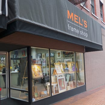 photo of mels frame shop portland or united states mel showcases local