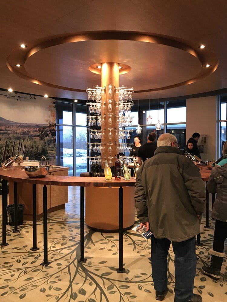 Kava Tours - Route des Vins: 3 Place Ville-Marie, Montreal, QC