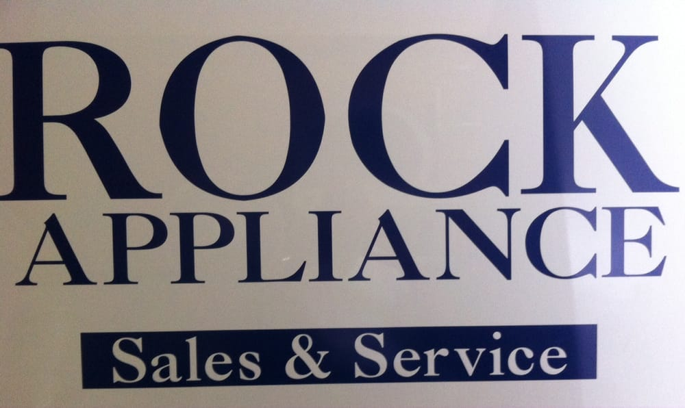 Rock Appliance Service