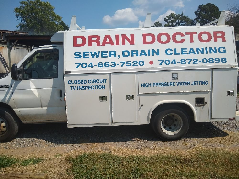 Drain Doctor: 115 Oliver Farm Ln, Statesville, NC