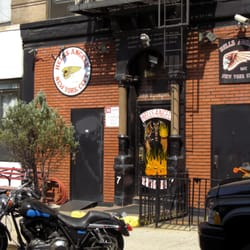 Hells Angels HQ New York - Landmarks & Historical Buildings - 77 E