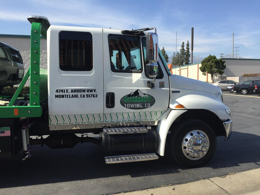 Towing business in Claremont, CA
