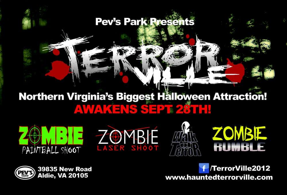 Terrorville: 39835 New Rd, Aldie, VA
