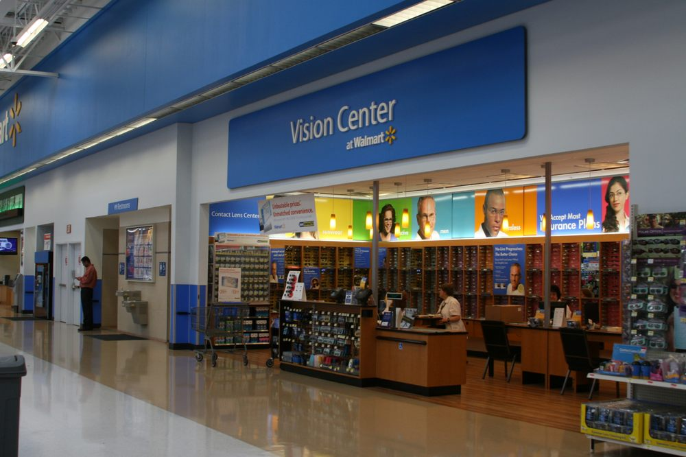 Walmart Vision & Glasses: 3801 W State Hwy 31, Corsicana, TX