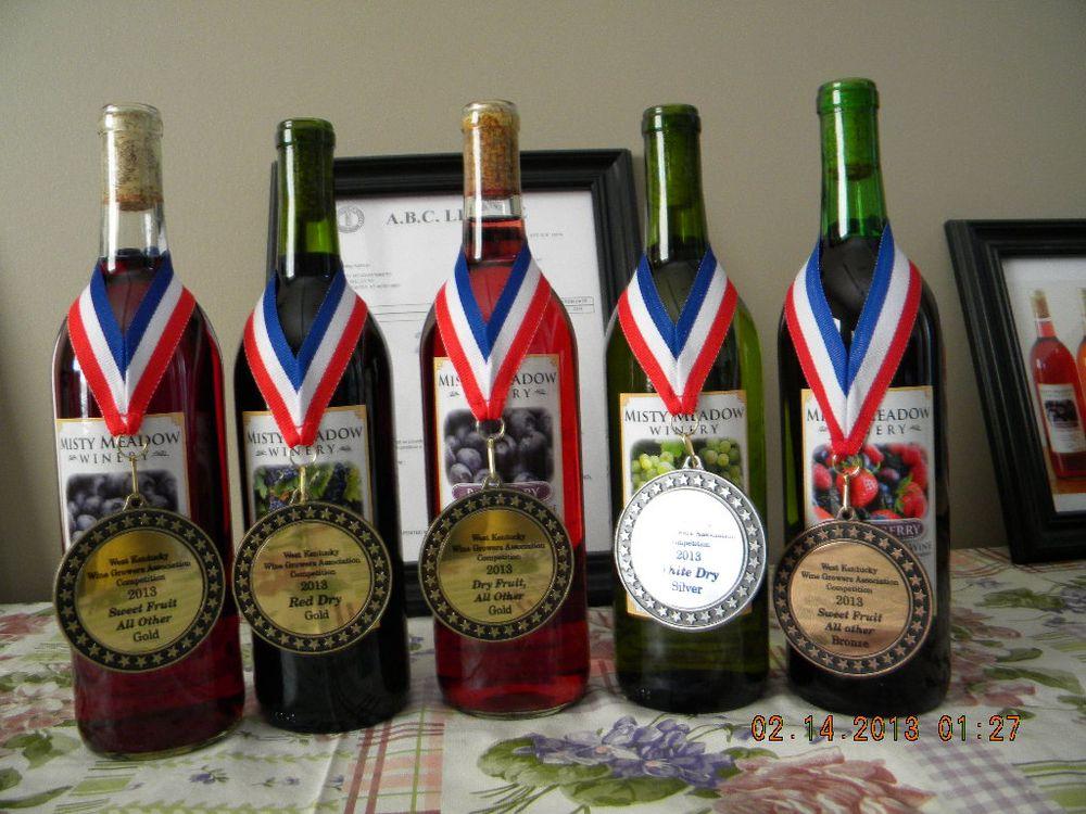 Misty Meadow Winery: 2743 Keller Rd, Owensboro, KY