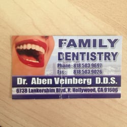 Aben veinberg dds general dentistry 6738 lankershim blvd north photo of aben veinberg dds north hollywood ca united states they colourmoves
