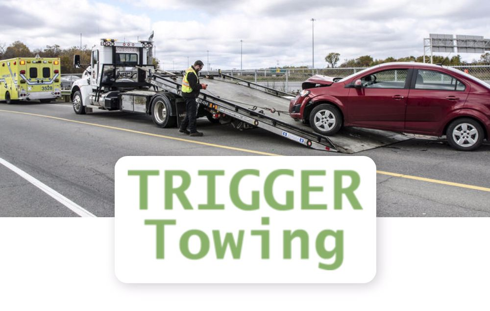 Towing business in West University Place, TX