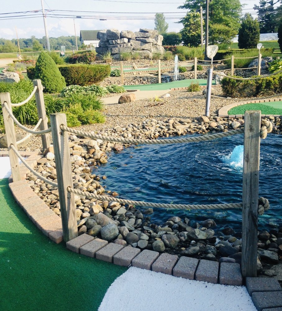 Castle Mini Golf: 7354 West Lake Rd, Fairview, PA