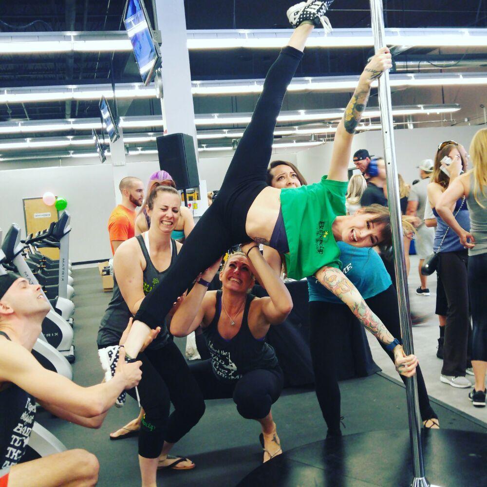 Buttercup Pole Dance: 3251 W Hillsborough Ave, Tampa, FL