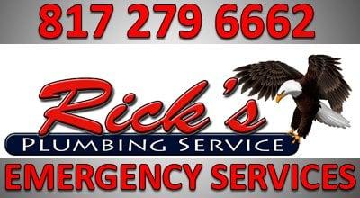 Rick's Plumbing Services: 225 Mambrino Hwy, Granbury, TX