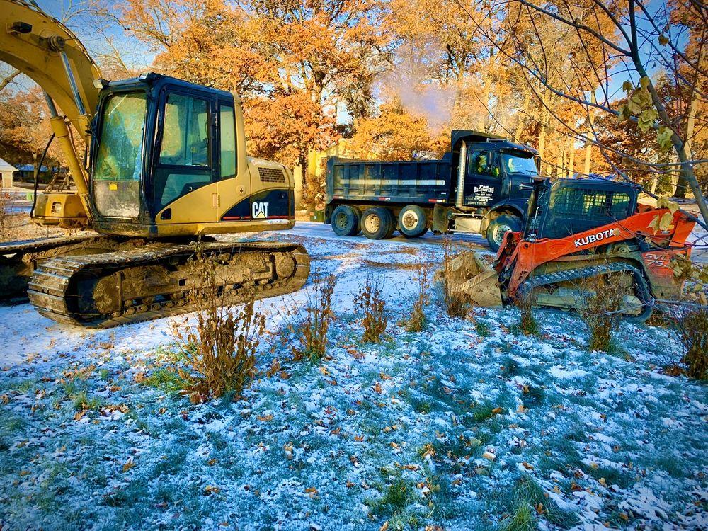 Paz Excavating: 5957 Lake Ida Way Rd, Alexandria, MN