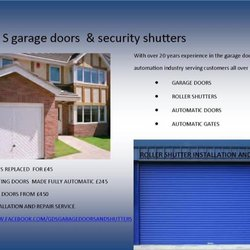Amazing Photo Of G D S Garage Doors U0026 Security Shutters   Blackpool, Lancashire,  United Kingdom