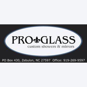 custom showers pro glass. Photo for Proglass Custom Showers  Mirrors Windows Installation 1413 N