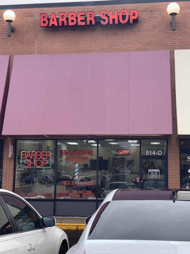 Van Dorn Barber Shop: 514 S Van Dorn St, Alexandria, VA