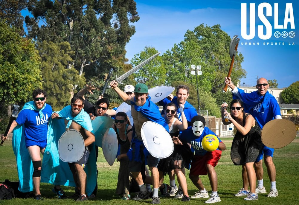 Urban Sports LA: Los Angeles, CA