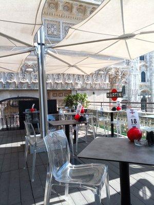 Terrazza Martini - Bars - Piazza del Duomo, Centro Storico, Milan ...