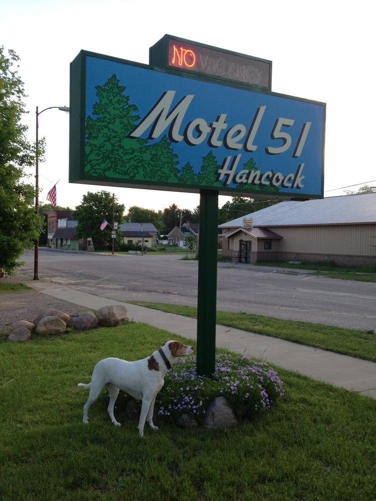 Motel 51: 217 S Main St, Hancock, WI