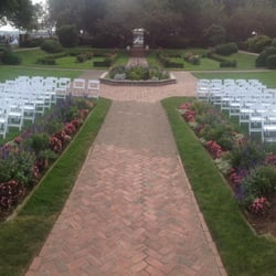 Photo Of Marblehead Tent   Marblehead, MA, United States. Rose Garden  Ceremony,
