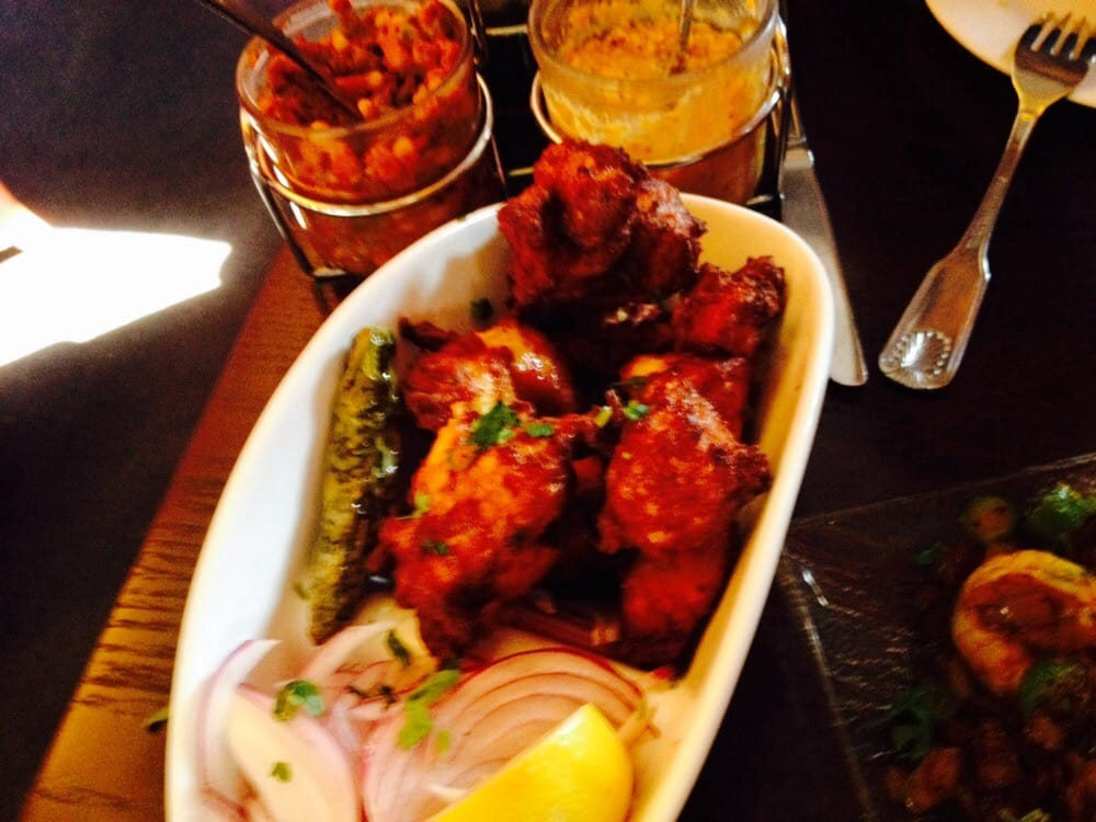 Chicken 65 new very good appetizer yelp for Akbar cuisine of india pasadena ca