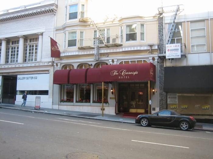 The Cartwright Hotel Union Square San Francisco Ca United States