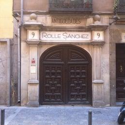 Antiguedades rolle sanchez antikviteter calle del for Calle prado 9 madrid