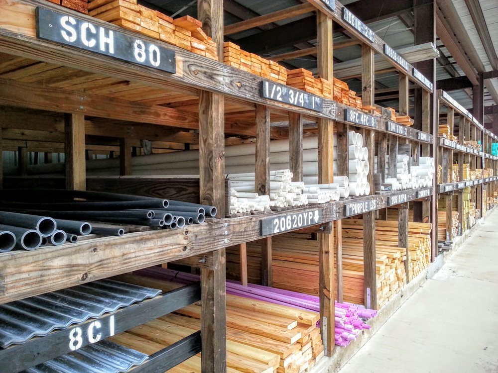 Patco Hardware and Lumber: 222 W Willis St, Alvin, TX