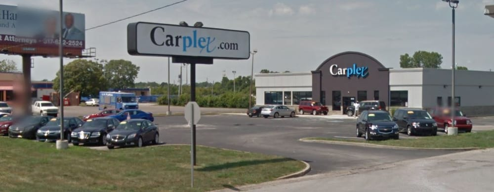 Carplex Indy West Concessionari Auto 4910 W 38th St