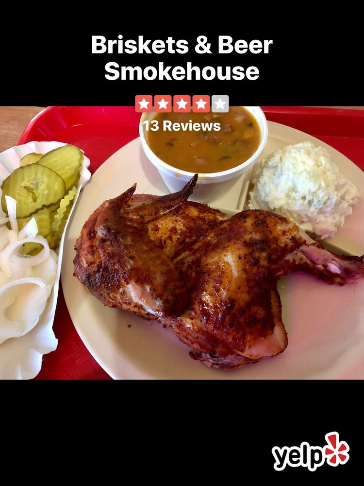 Briskets & Beer Smokehouse: 2002 Chihuahua St, Laredo, TX