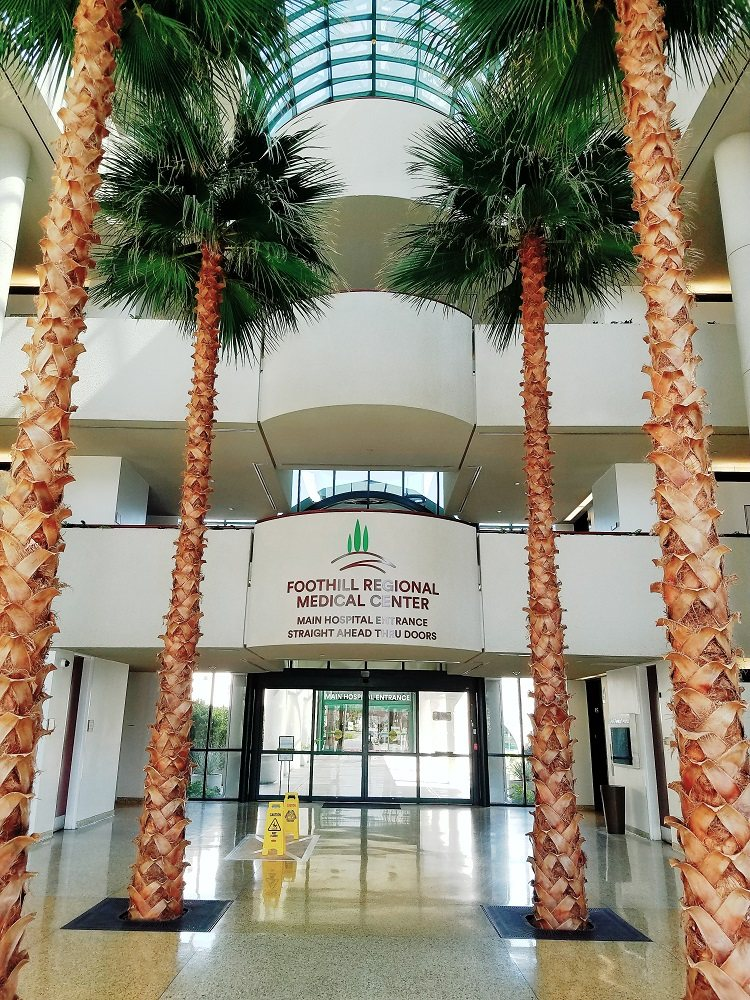 Foothill Regional Medical Center