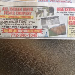 All Indian River Fence 17 Photos Fences Amp Gates