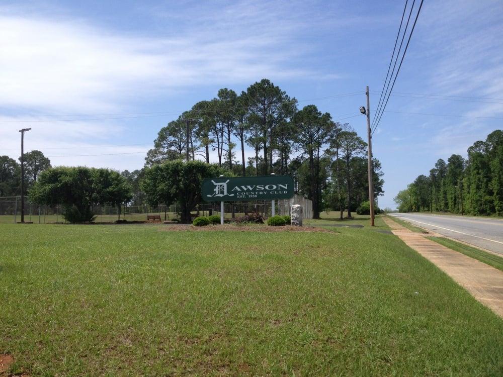 Dawson Country Club: 581 Graves Station Rd SW, Dawson, GA