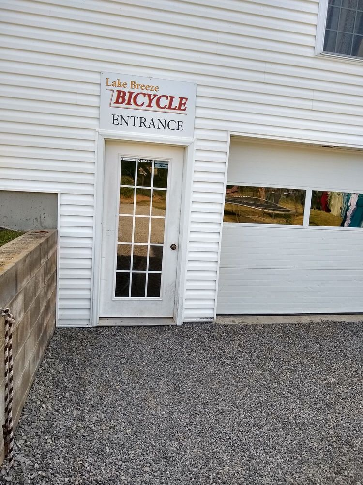 Lake Breeze Bicycle: 10707 Millers Rd, Lyndonville, NY