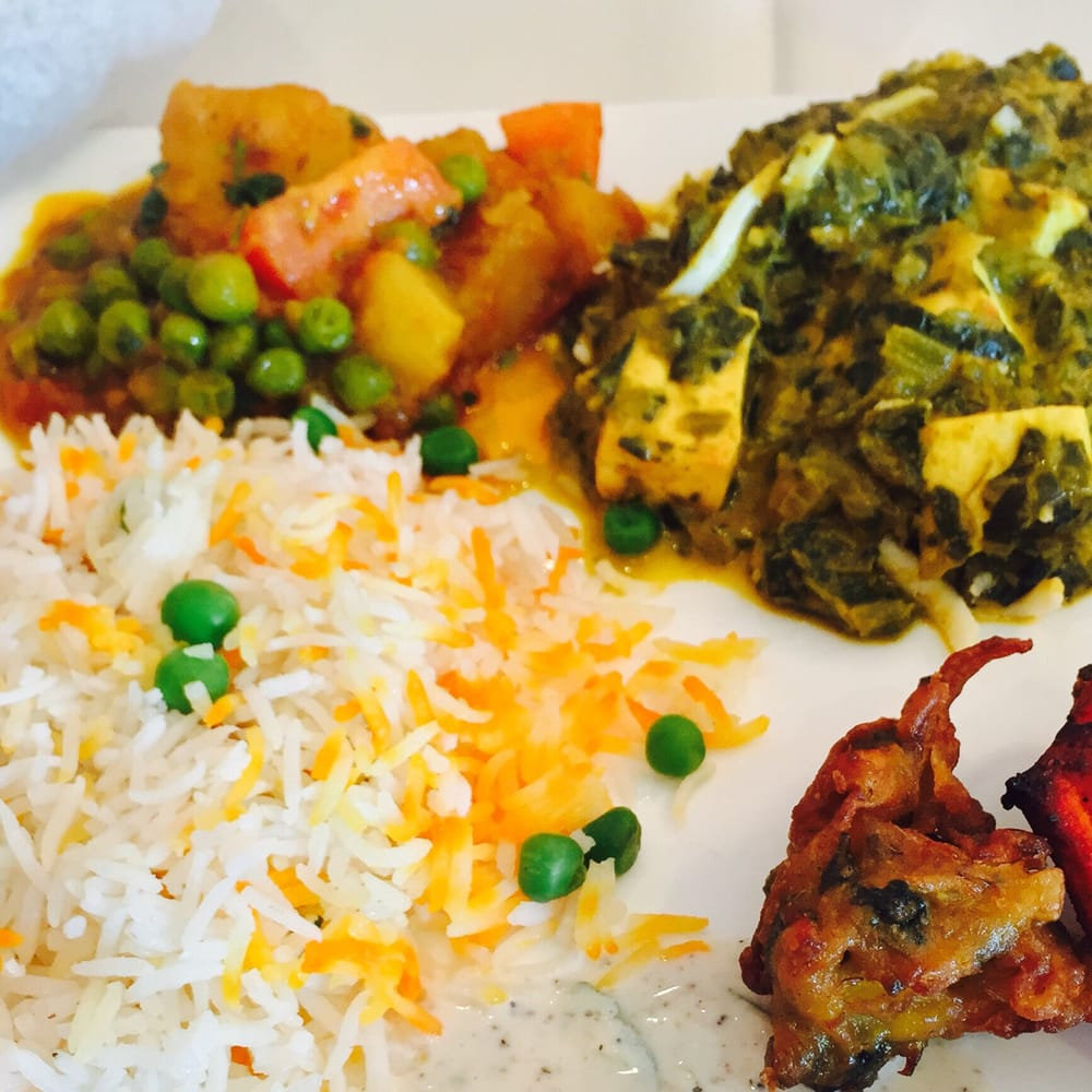 Haandi Indian Cuisine: 1222 W Broad St, Falls Church, VA