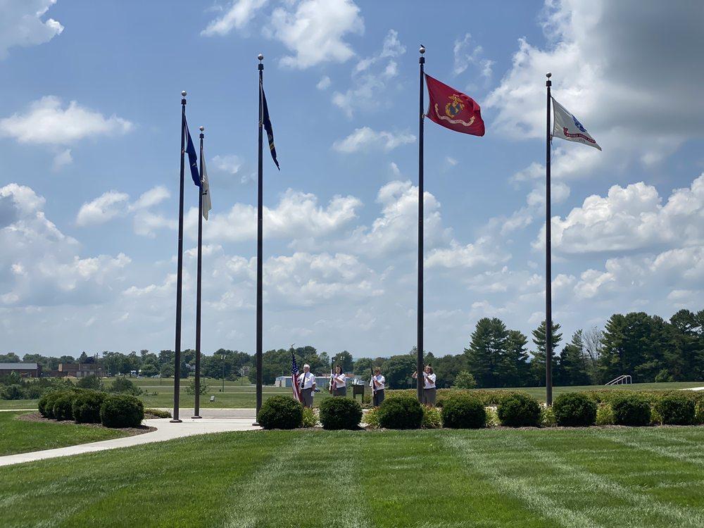 Southwest VA Veterans Cemetery: 5550 Bagging Plant Rd, Dublin, VA