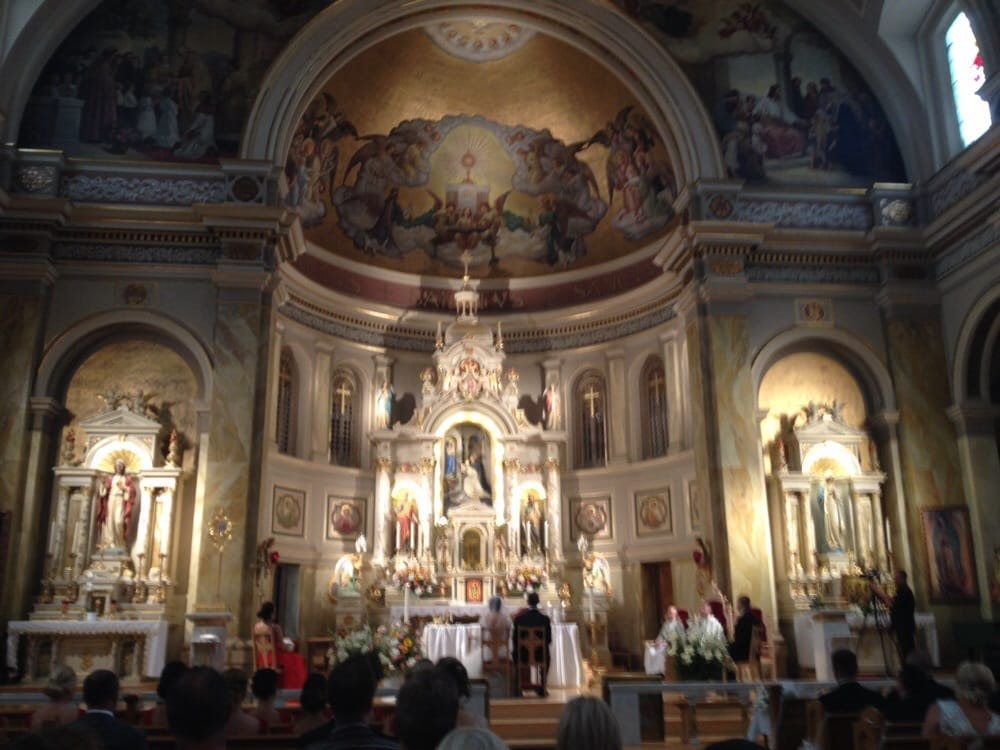 Saint Hyacinth Basilica: 3636 W Wolfram St, Chicago, IL