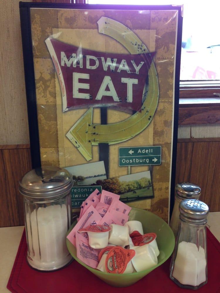 Midway Eat: N529 WI-57, Random Lake, WI