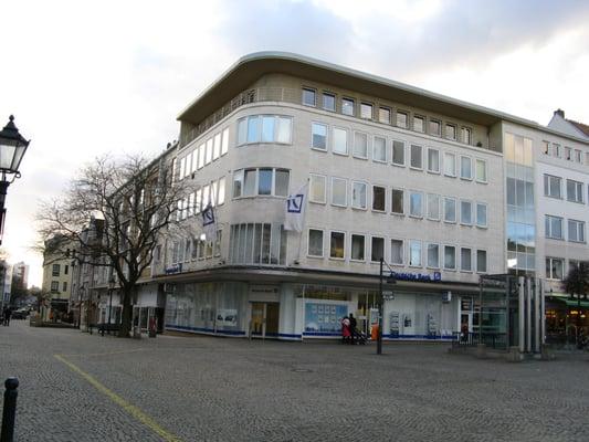 deutsche bank privat und gesch ftskunden st ngt banker markt 5 spandau berlin tyskland. Black Bedroom Furniture Sets. Home Design Ideas