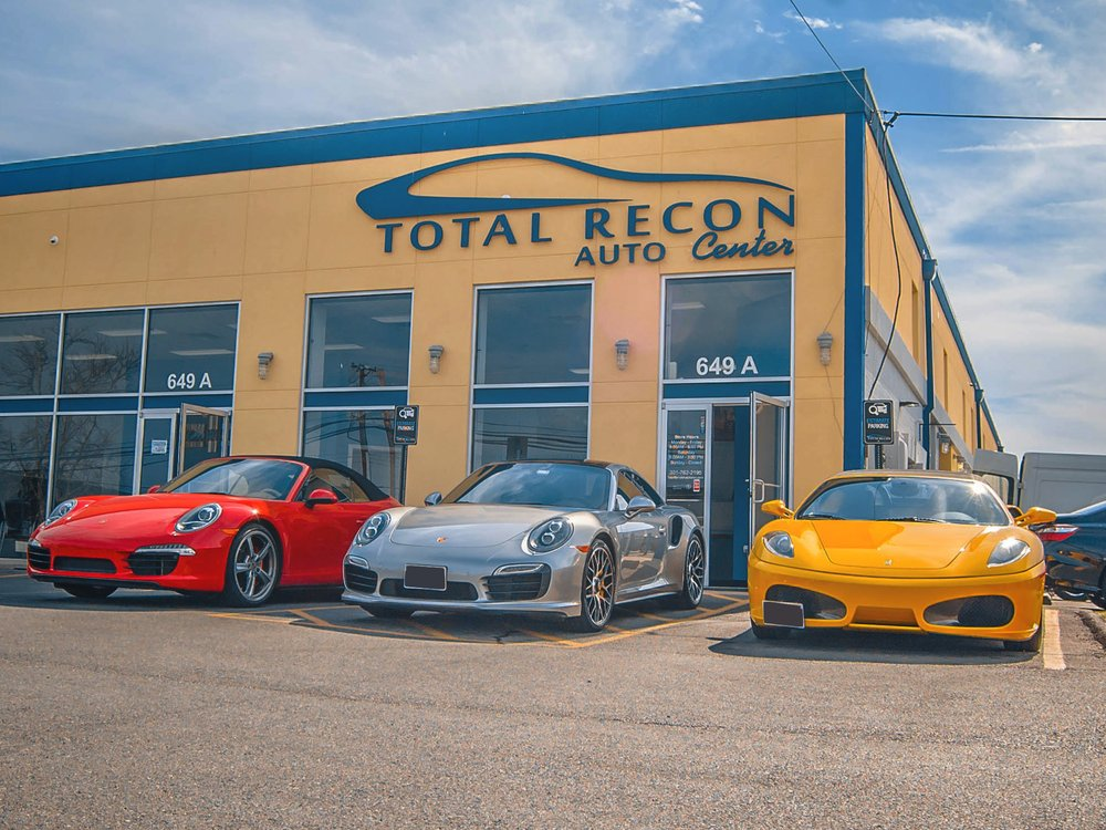 Total Recon Auto Center: 649 Southlawn Ln, Rockville, MD
