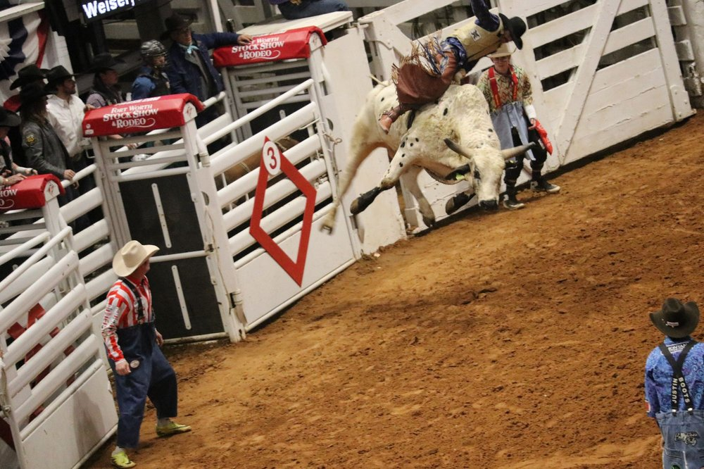 Fort Worth Stock Show & Rodeo: 3400 Burnett Tandy Dr, Fort Worth, TX
