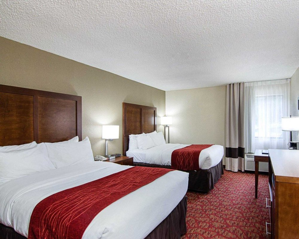 Comfort Inn: 38769 Governor G C Peery Hwy, Bluefield, VA