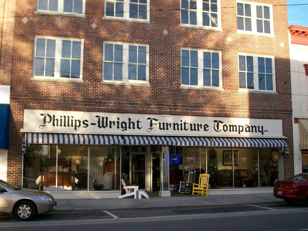 Phillips-Wright Furniture: 246 W Main St, Washington, NC