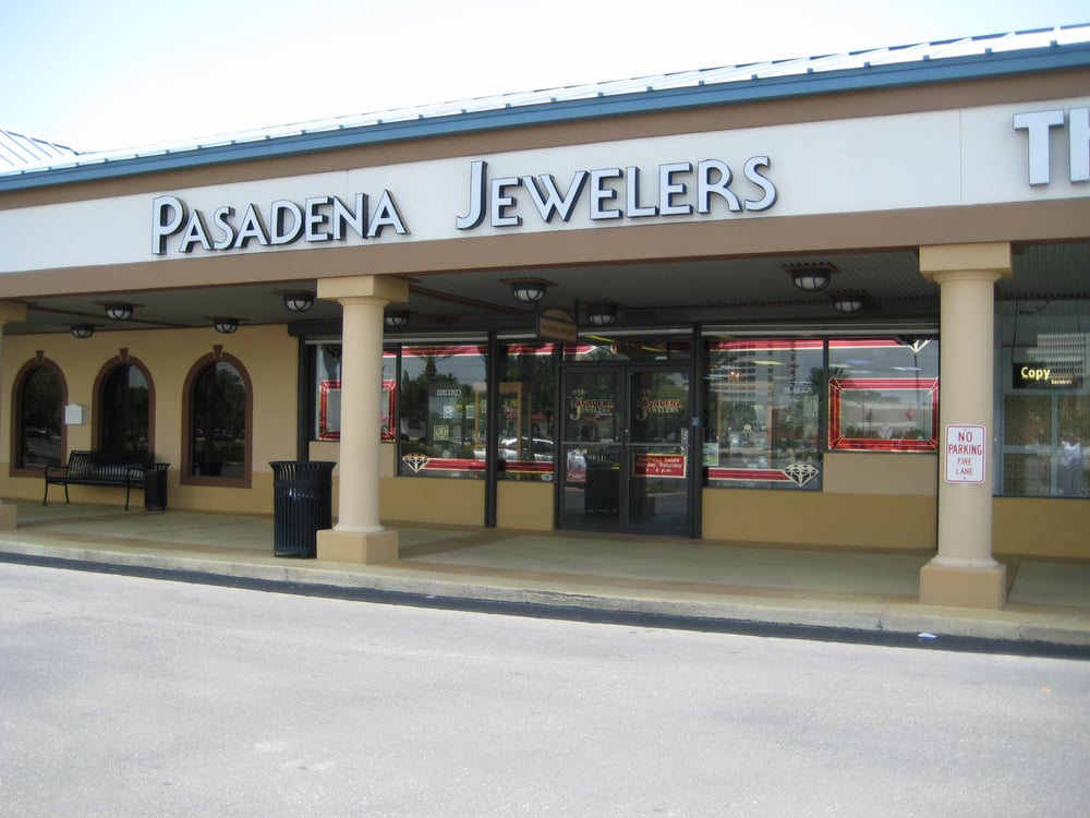 Pasadena Jewelers: 6856 Gulfport Blvd S, South Pasadena, FL