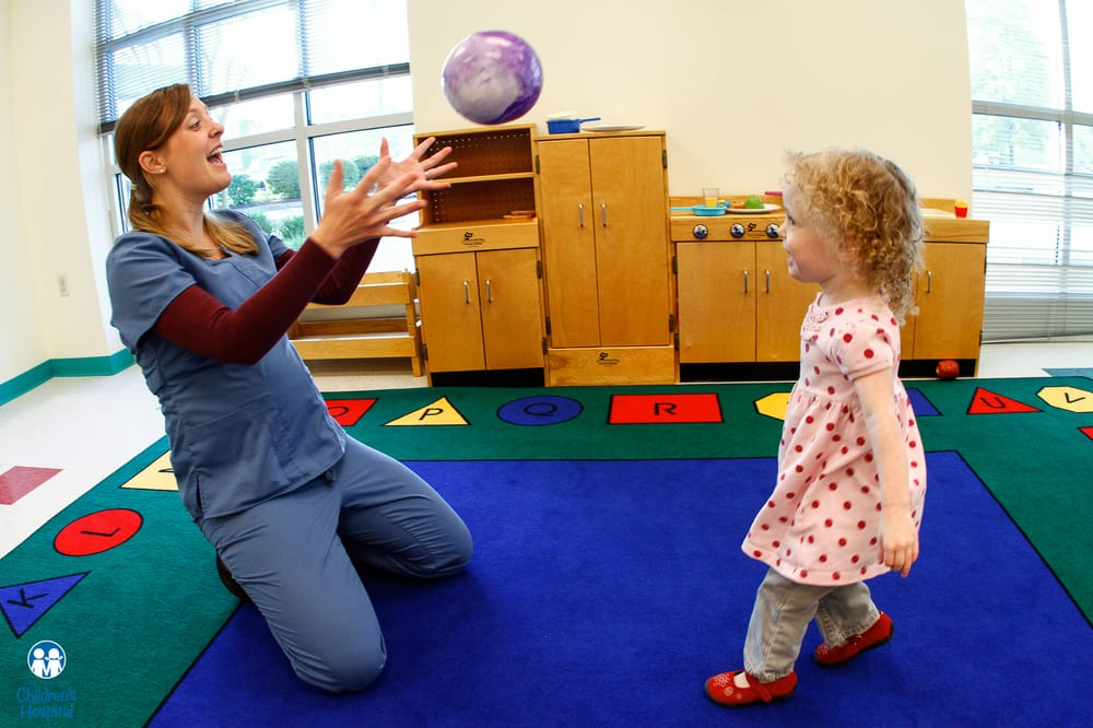 how to become an occupational therapist for children