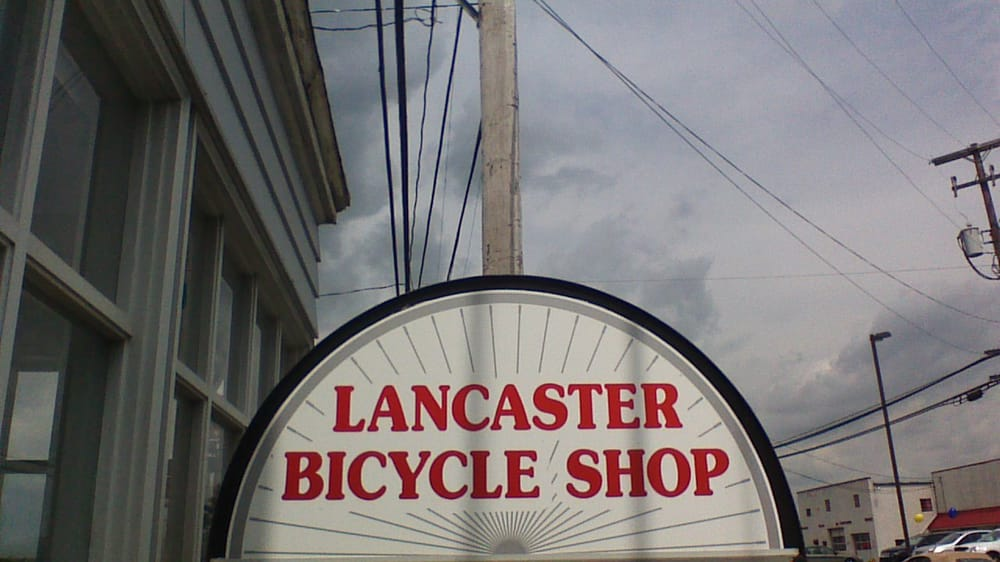 Lancaster Bicycle Shop