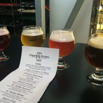Crooked Stave Breweries Northwest Denver Co