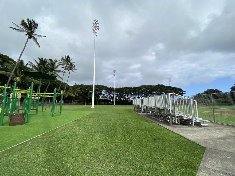 Naalehu Park: Puluala St, Naalehu, HI