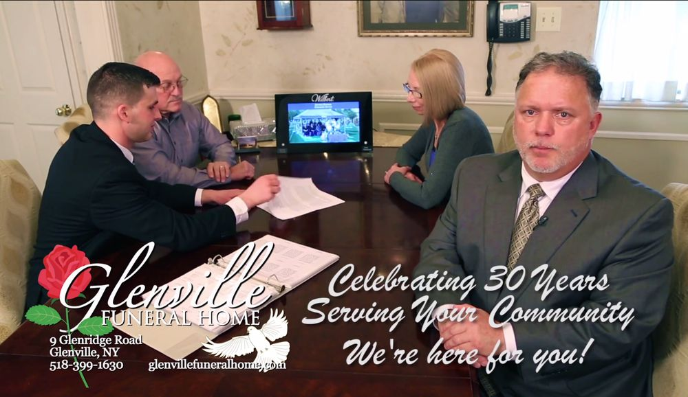 Glenville Funeral Home: 9 Glenridge Rd, Schenectady, NY